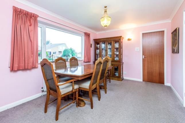 Dining Room of Willins Close, Hutton Rudby TS15
