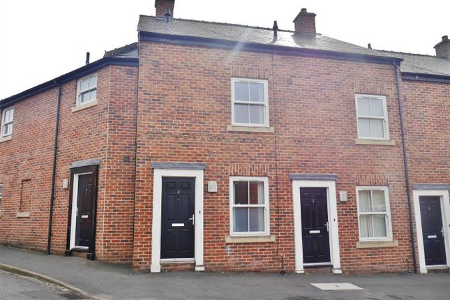 Thumbnail Town house to rent in Percy Mews, Count De Burgh Terrace, York