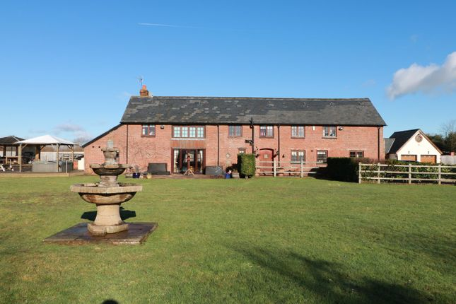 Thumbnail Barn conversion for sale in Llandenny, Usk