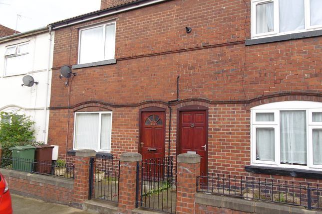 Thumbnail Terraced house to rent in Harrow Street, South Elmsall