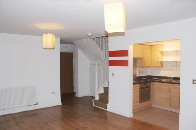 Thumbnail Maisonette to rent in Wantage, Oxfordshire