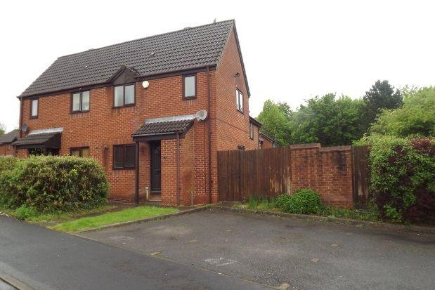 Thumbnail Property to rent in Balmoral Way, Basingstoke