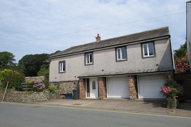 Thumbnail Detached bungalow for sale in Denton Rise, Gosforth, Cumbria