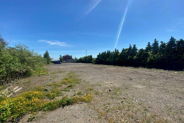 Thumbnail Land to let in Site Eastway Road, Alexandra Dock, Port Of Newport