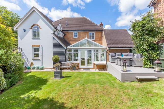 Thumbnail Detached house for sale in Roman Road, Ingatestone