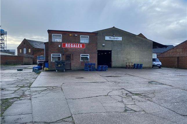 Thumbnail Industrial for sale in Dalton Street, Hull