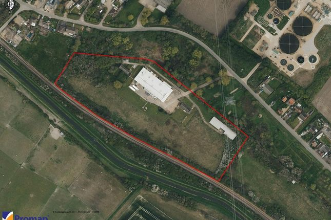 Thumbnail Commercial property for sale in Former Hatchery Site, Soham, Cambridgeshire
