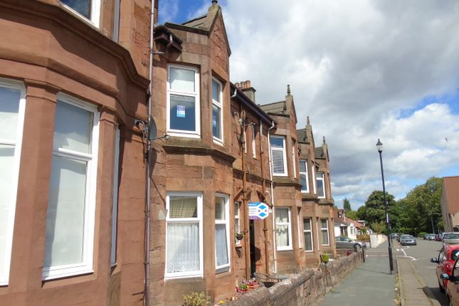 Thumbnail Flat for sale in Laird Street, Dunbeth, Coatbridge, North Lanarkshire