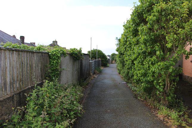 Lane To of Harbour Way, Hakin, Milford Haven SA73