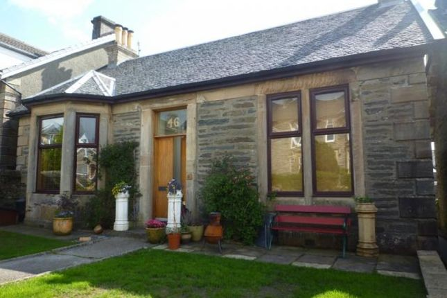Thumbnail Detached house for sale in 46 Victoria Road, Dunoon