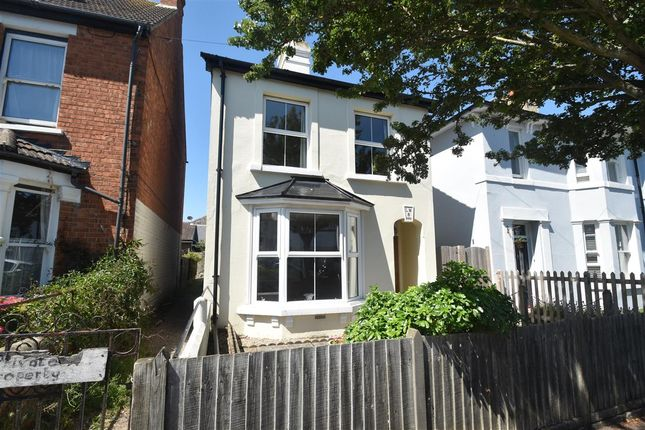 Thumbnail Property for sale in Park Road, Hythe