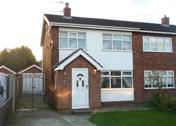 Thumbnail Semi-detached house for sale in Winslow Drive, Immingham, Grimsby