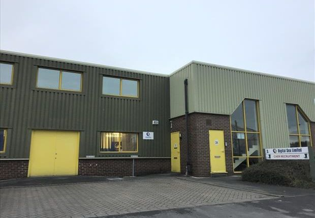 Thumbnail Office to let in Unit 3, Glendale Business Park, Glendale Avenue, Sandycroft, Flintshire