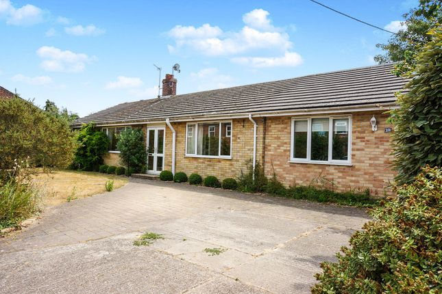 Thumbnail Detached bungalow for sale in Southend Road, Bungay