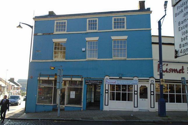 Thumbnail Office to let in Queen Street, Burslem, Stoke-On-Trent