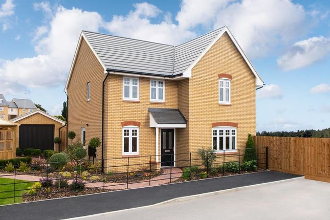 """Thumbnail Detached house for sale in """"Camberley"""" at Southern Cross, Wixams, Bedford"""