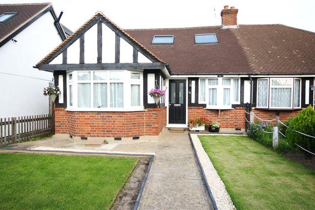 Thumbnail Semi-detached bungalow for sale in The Ridge, Whitton