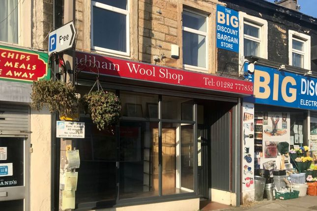 Thumbnail Retail premises for sale in Burnley Road, Padiham, Burnley