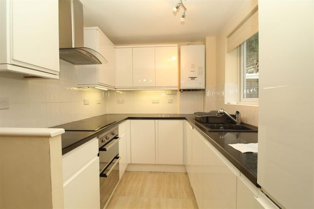 Thumbnail Maisonette for sale in Chilham Close, Frimley, Camberley