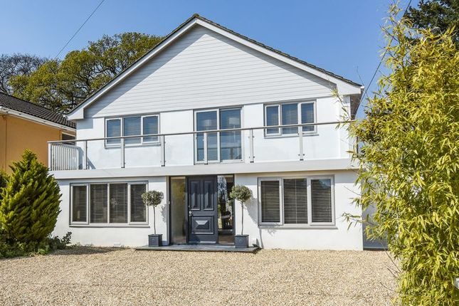 Thumbnail Detached house for sale in Grange Road, Netley Abbey, Southampton
