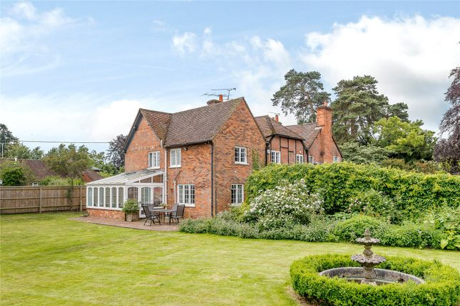Thumbnail Detached house for sale in The Street, North Warnborough, Odiham, Hampshire