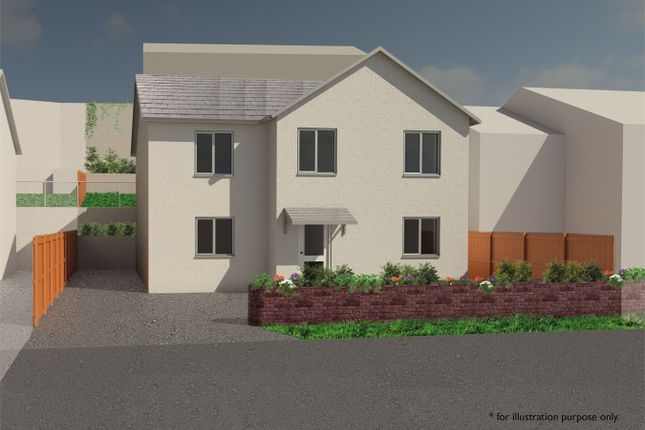 Thumbnail Land for sale in Development Opportunity At Stradey Hill, Pwll, Llanelli, Carmarthenshire