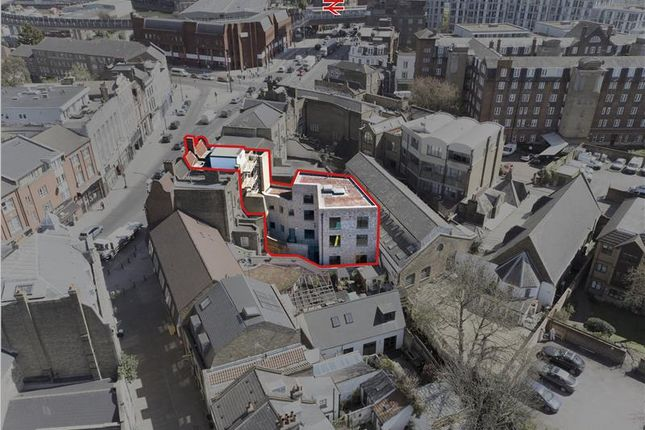 Thumbnail Commercial property for sale in Deptford Broadway, London