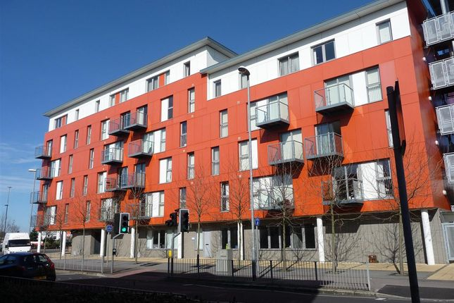 Thumbnail Flat to rent in Horizon Building, 66 Goldsmith Avenue, Portsmouth