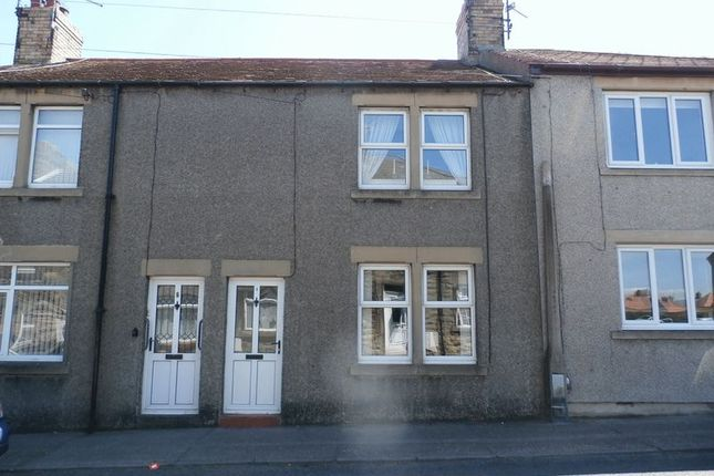 Thumbnail Terraced house to rent in Percy Street, Amble, Morpeth