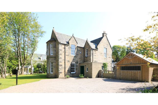 Thumbnail Detached house for sale in 3 Maggiewoods Loan, Falkirk