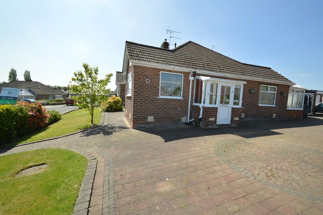 Semi-detached bungalow for sale in Sandy Close, Bury