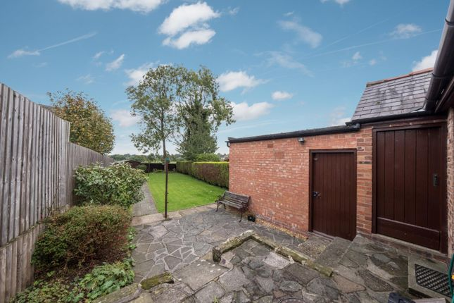 Garden of By-Pass Road, Tarvin, Chester CH3