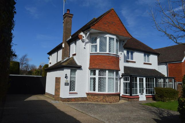 Thumbnail Detached house for sale in Collington Avenue, Bexhill-On-Sea