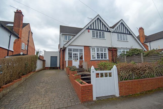 Thumbnail Detached house for sale in Love Lane, Pinner