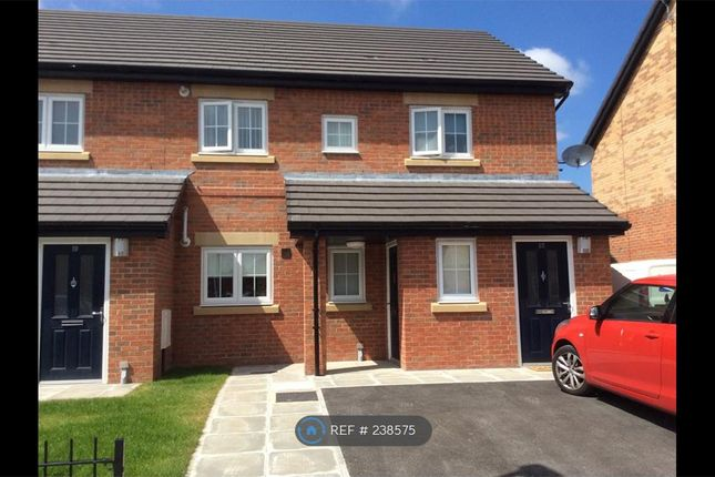Thumbnail Flat to rent in Lea Street, Cheshire