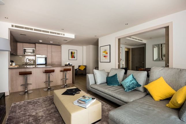 Thumbnail Flat for sale in Chelsea Creek, Imperial Wharf, London