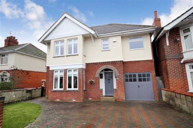 Thumbnail Detached house for sale in Broome Manor Lane, Old Town, Swindon, Wiltshire