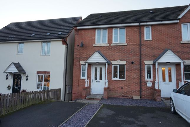 Thumbnail Terraced house for sale in Middle Lane, Danesmoor, Chesterfield