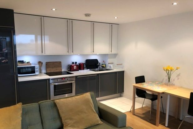 Thumbnail Flat to rent in Baquba Building, Lewisham