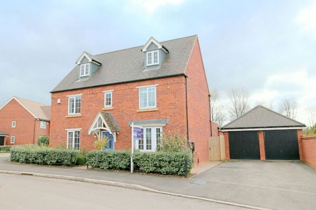 Detached house for sale in Waterford Crescent, Barlaston
