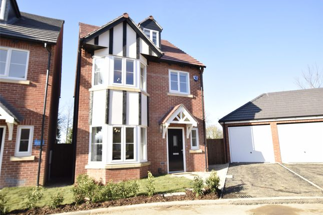 Thumbnail Detached house for sale in The Lodge House, New Dawn View, Stroud Road, Gloucester