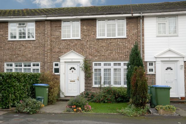 Thumbnail Terraced house to rent in Brockenhurst, West Molesey