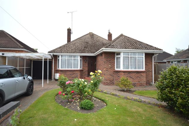 Thumbnail Detached bungalow for sale in Holland Park, Clacton-On-Sea