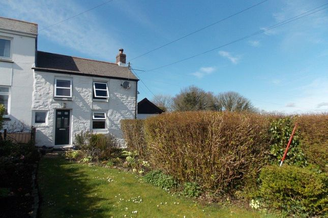 Thumbnail End terrace house for sale in Carnmarth, Carharrack, Redruth