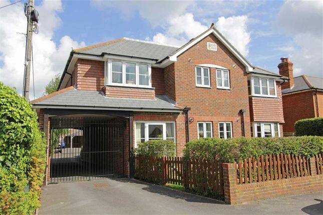 Flat for sale in Ashley Lane, Hordle, Lymington
