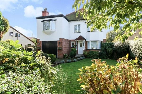 Thumbnail Detached house for sale in Ashford Road, Newingreen, Hythe, Kent