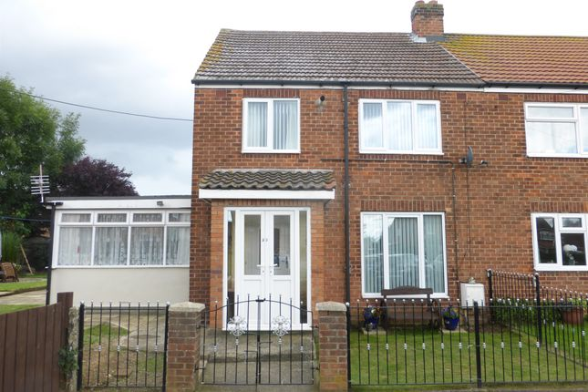 3 bed semi-detached house for sale in Westfield, Patrington, Hull