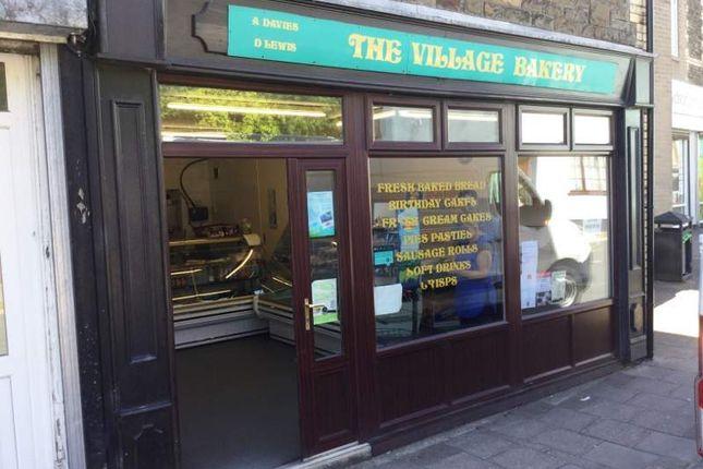 Thumbnail Retail premises for sale in 18 Windsor Place, Pontypridd