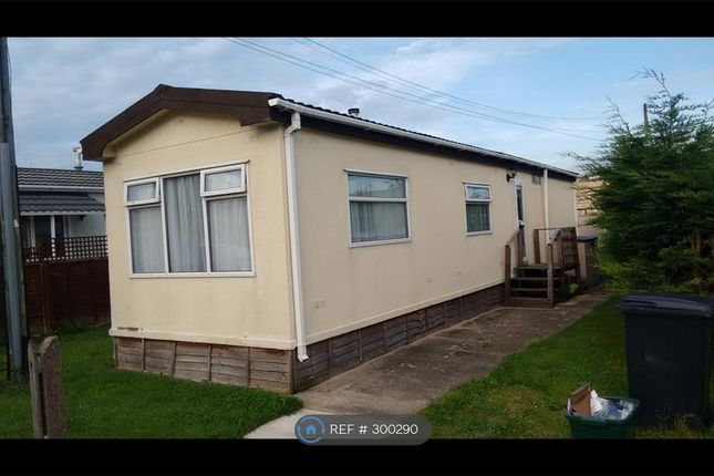Thumbnail Mobile Park Home To Rent In Downside Bristol