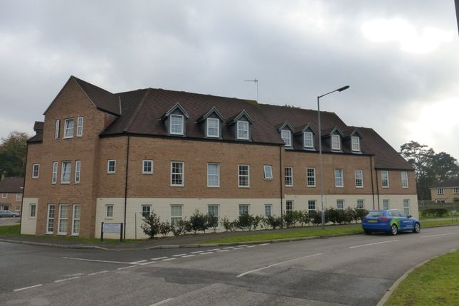 Thumbnail Flat to rent in Hazel Covert, Thetford